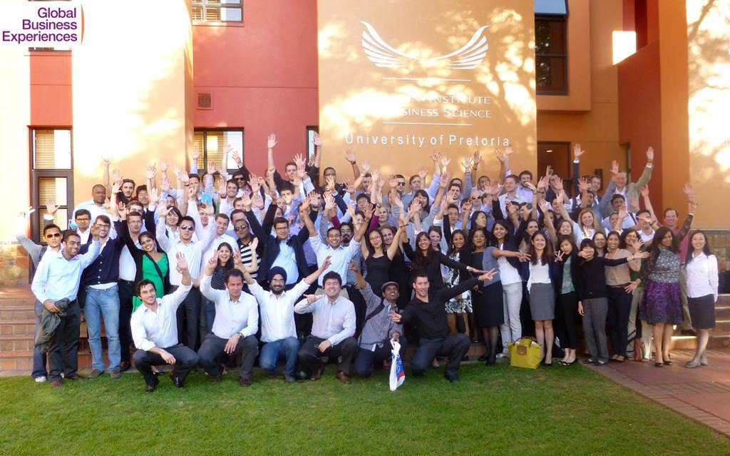 Our intrepid MBAs