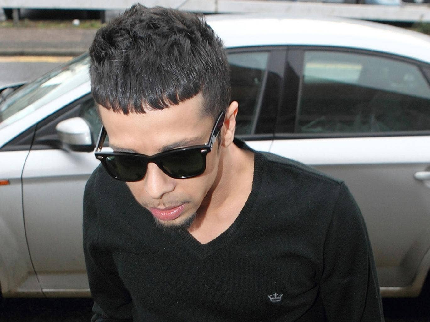 N-Dubz rapper Dappy has been found guilty of affray in connection with a brawl at a petrol station