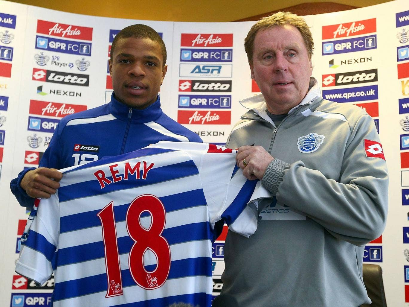 """Harry Redknapp: """"When I told the board I needed an 18 Remy, I was referring to Cognac."""" (18/01/13) <br/><br/> <a href=""""http://www.independent.co.uk/captions"""" target=""""new"""">To enter the current caption competition, click here.</a>"""