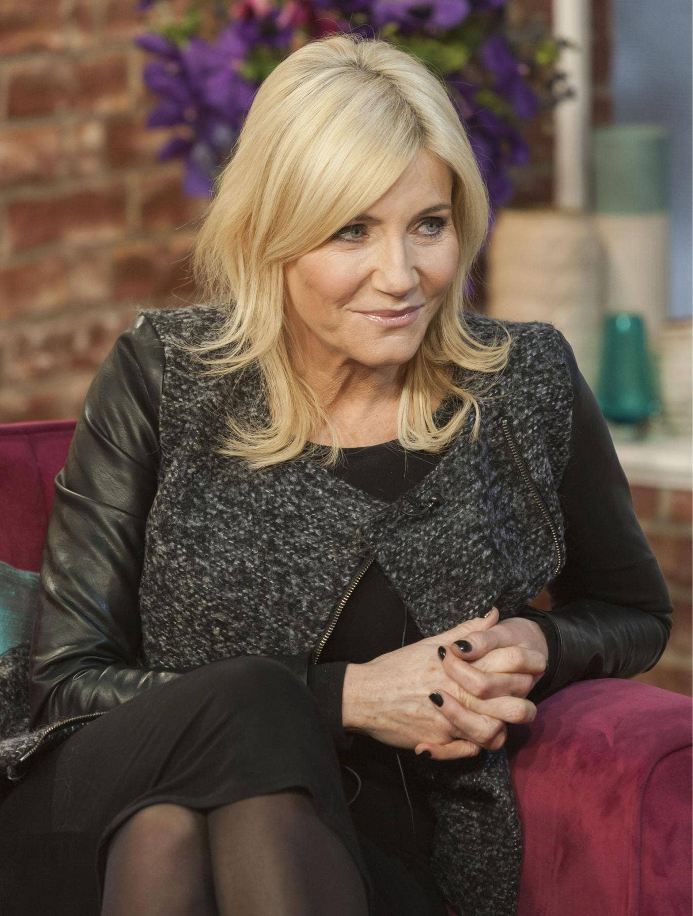Michelle Collins on This Morning