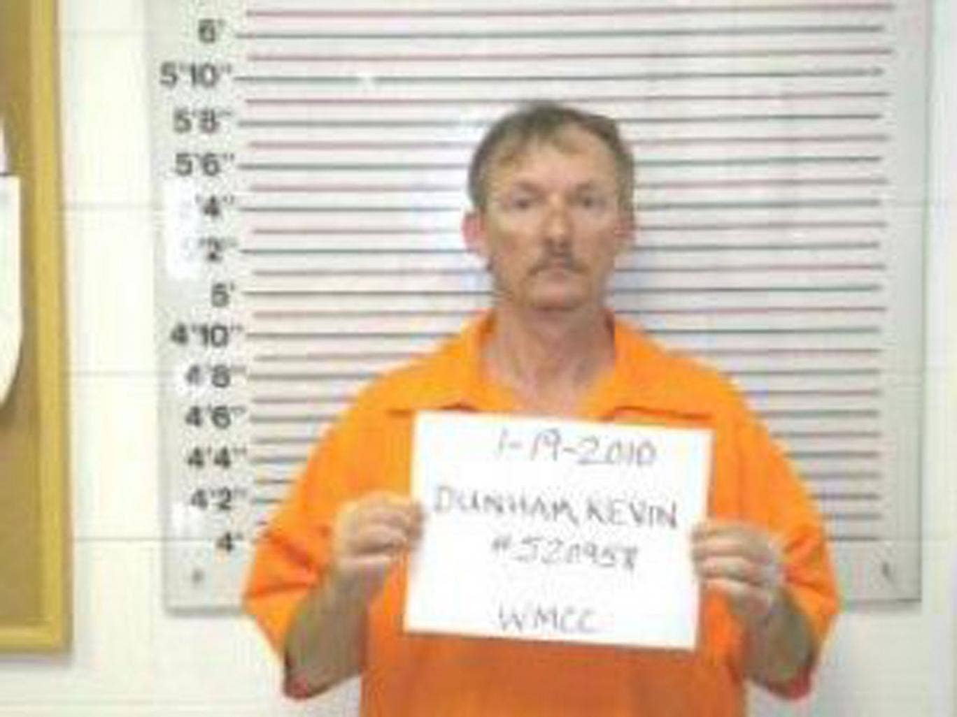 Kevin Dunham submitted fraudulent claims from prison
