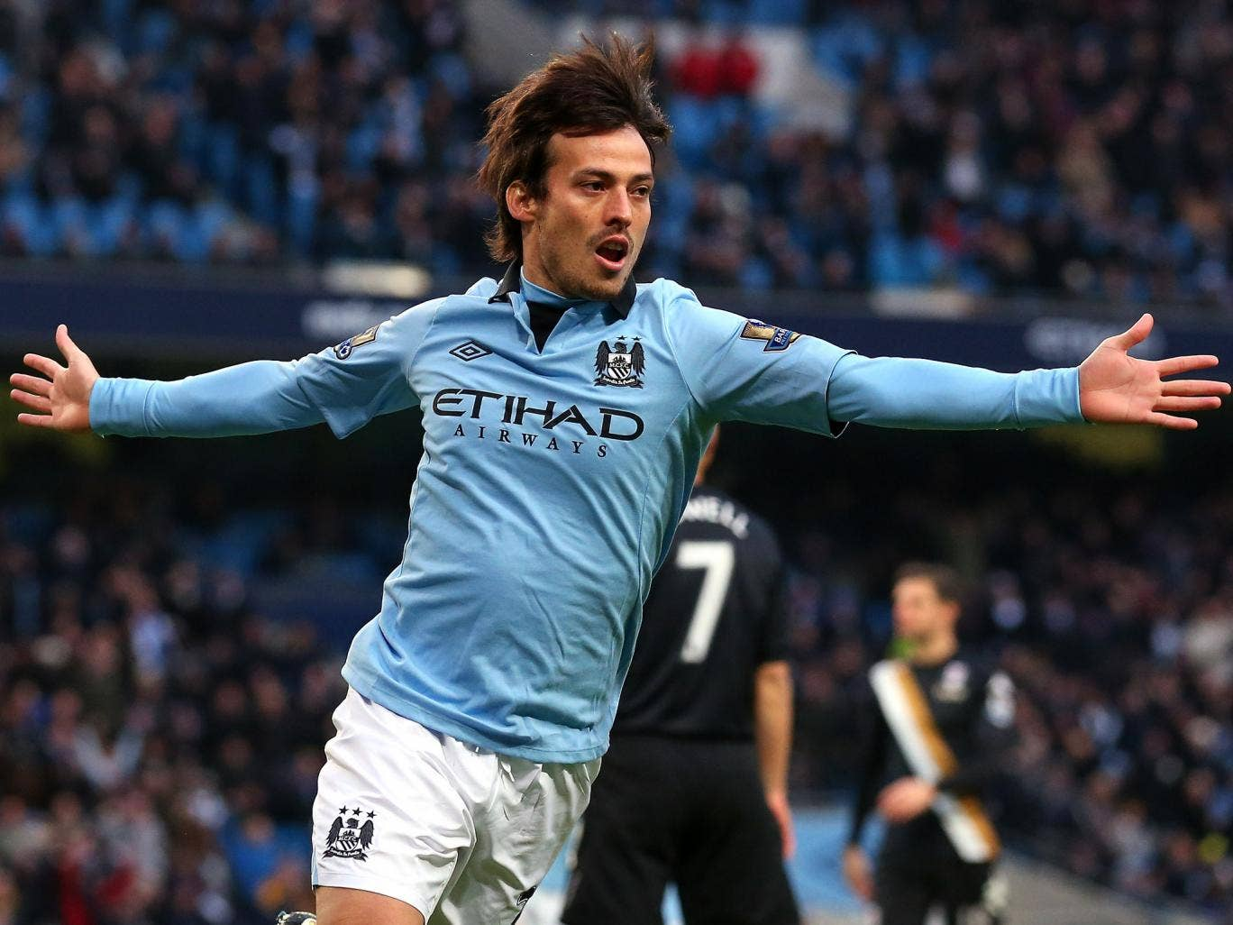 David Silva scored a brace to gift City the three points