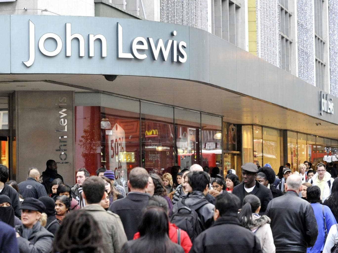 Janet Street-Porter: 'There needs to be a new model for the high street which doesn't compete with online shopping and out-of-town superstores, but offers something completely different'