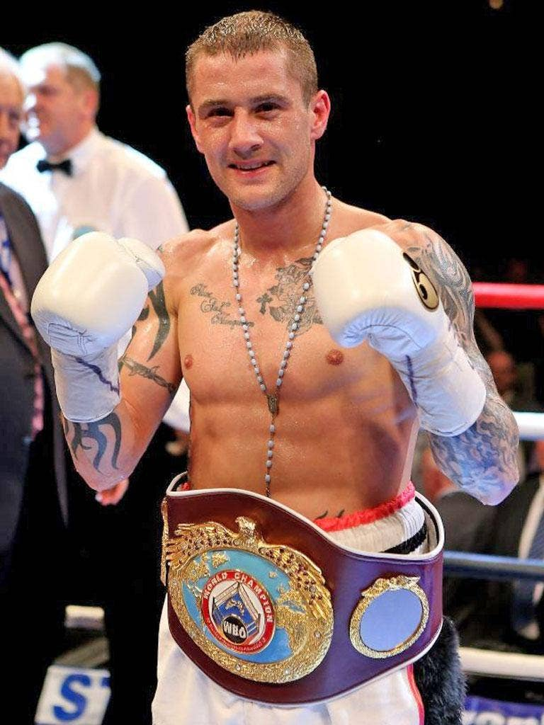 Ricky Burns will try to add the IBF title to his WBO belt in March