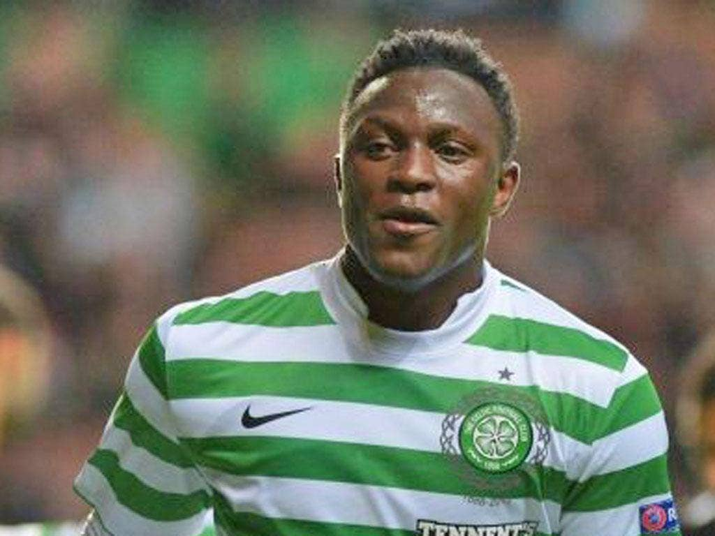 Arsenal have been watching Celtic's Victor Wanyama for some time