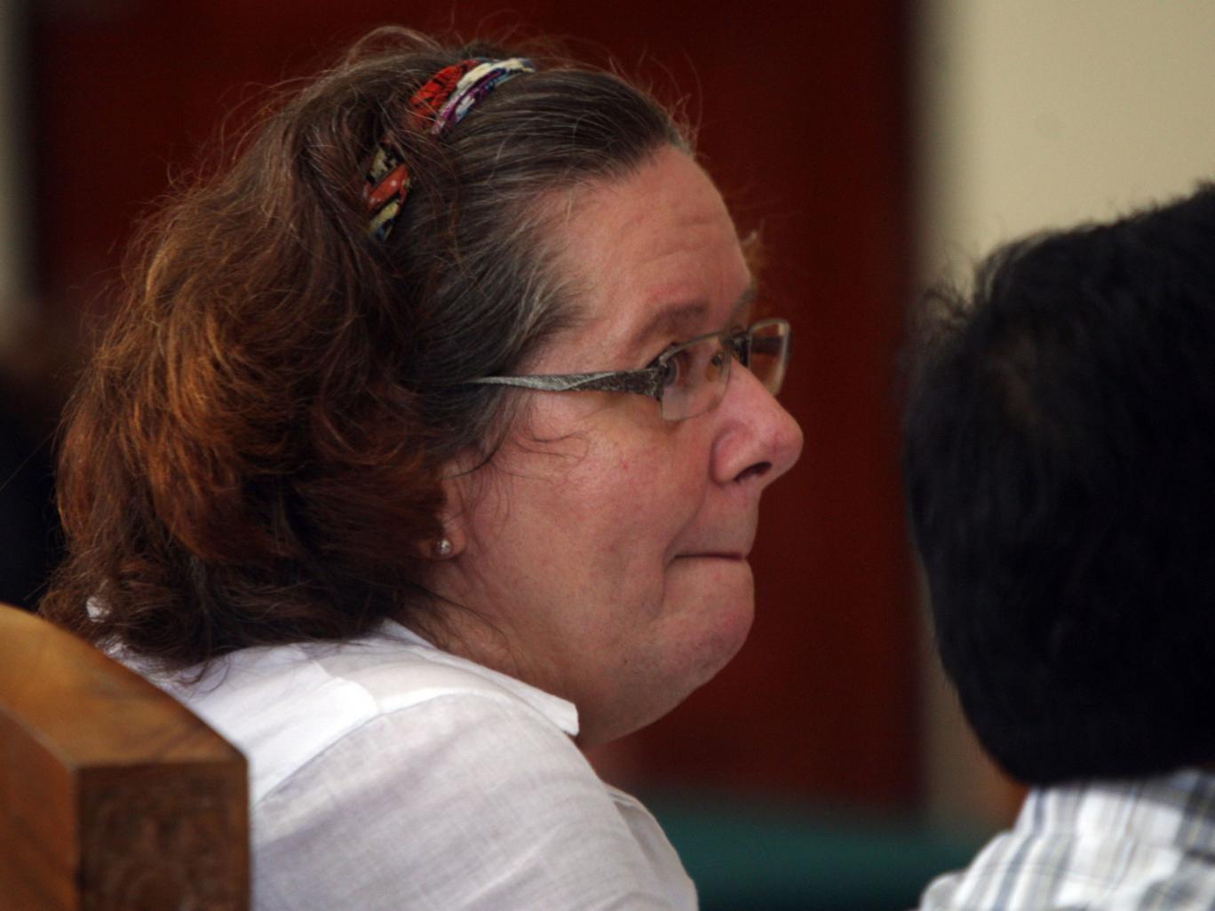 British woman Lindsay Sandiford has been sentenced to death