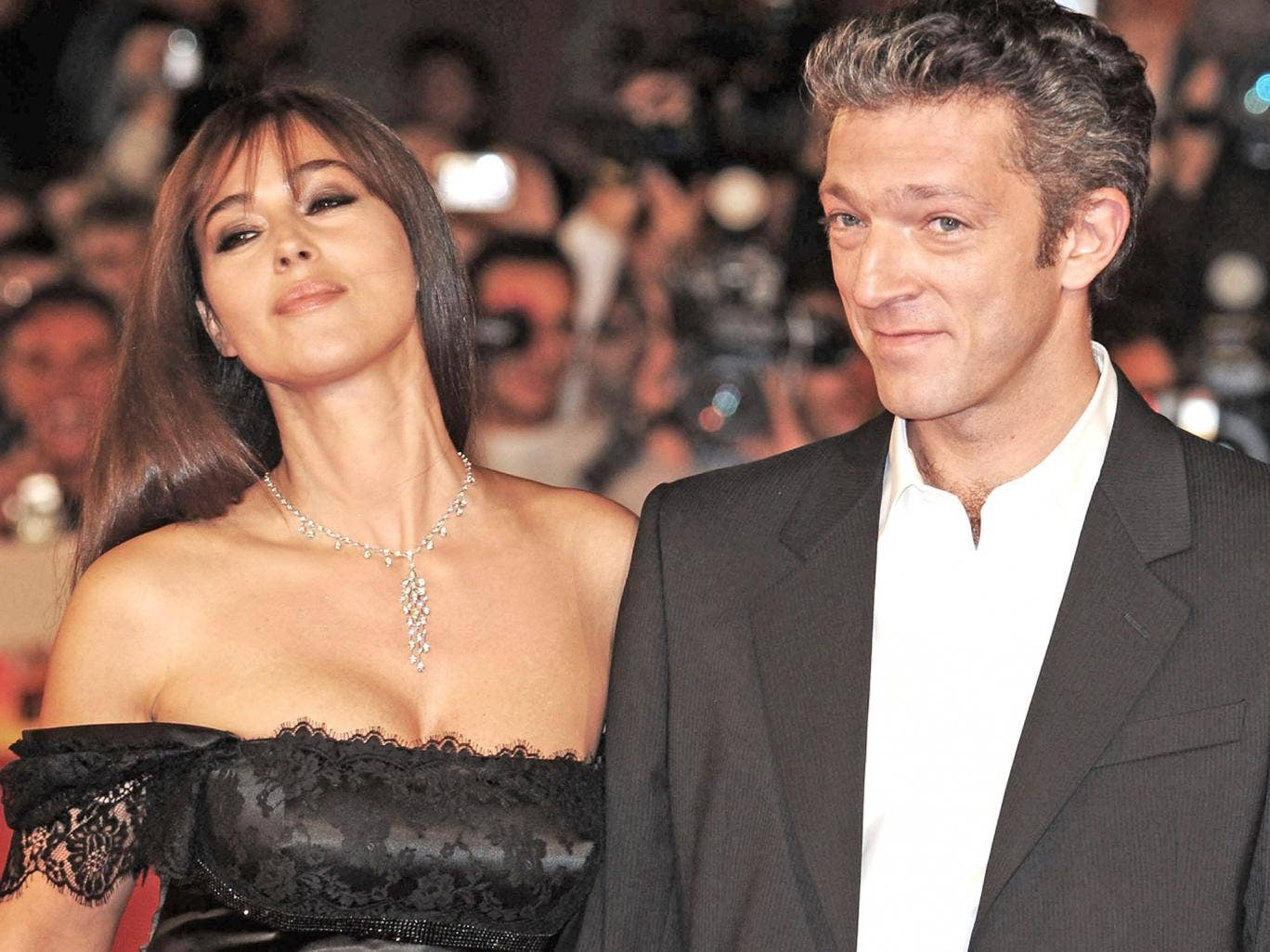 Monica Bellucci and her husband Vincent Cassel are leaving Paris to live in Rio de Janeiro