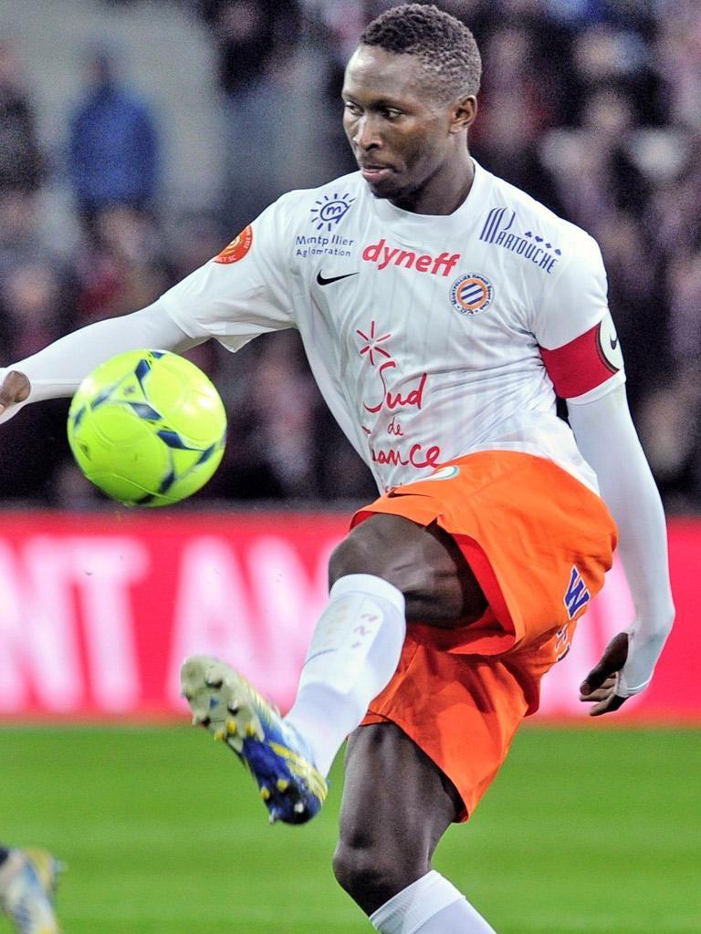Mapou Yanga-Mbiwa drew interest from Arsenal