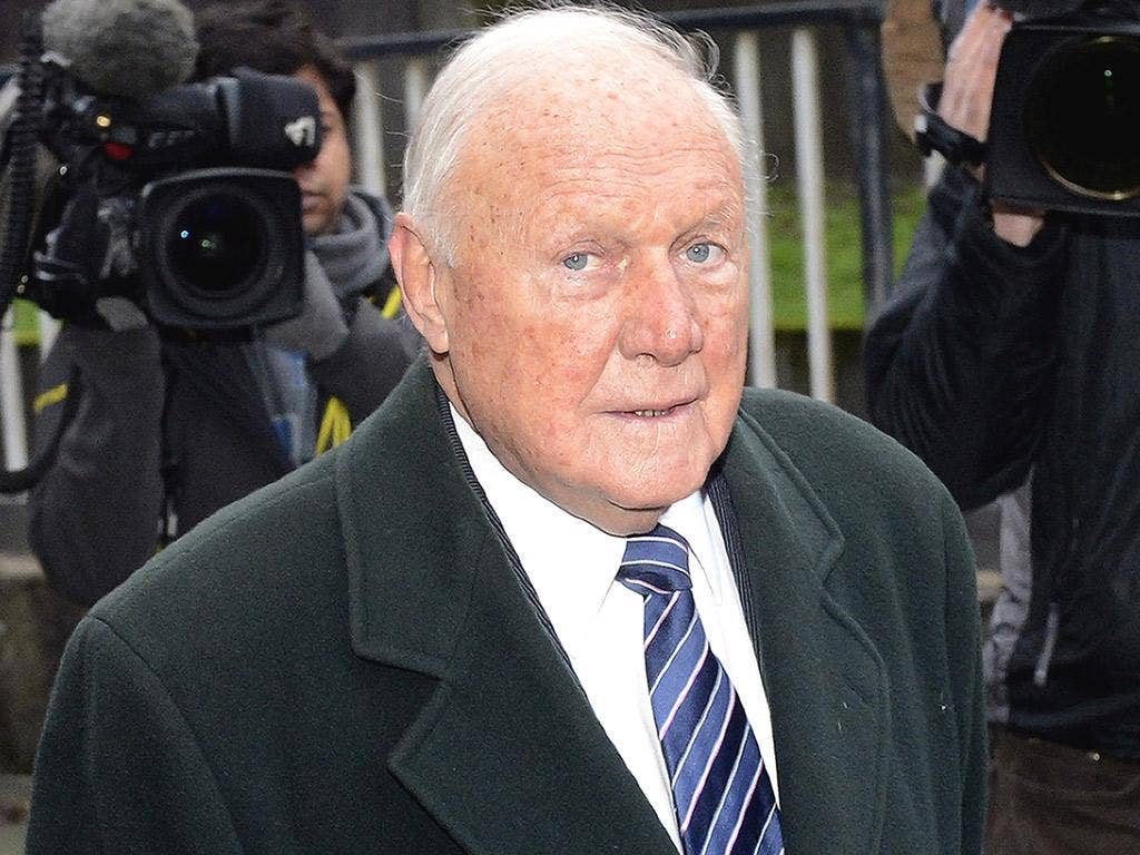 British broadcaster Stuart Hall has been charged with one offence of rape and 14 offences of indecent assault