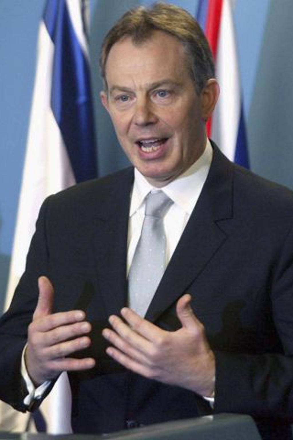 Tony Blair said that without intervention, Mali risks becoming a 'terrorist state'