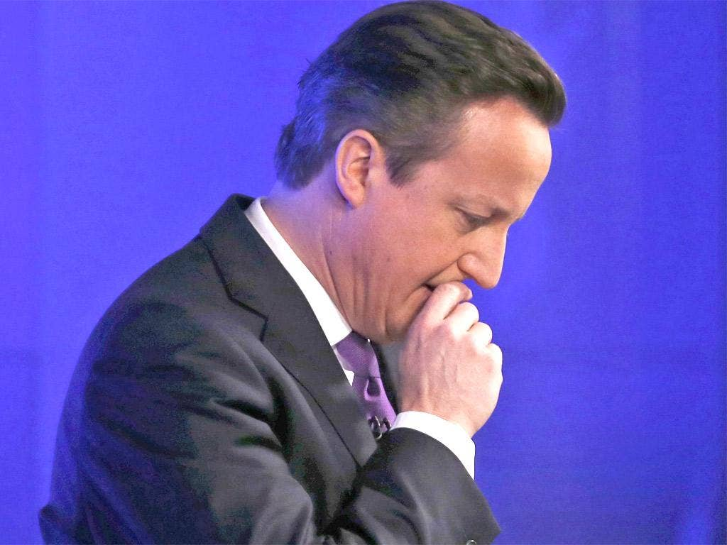 David Cameron today promised an in/out referendum on the UK's membership of the European Union by the end of 2017 if the Conservatives win the next general election
