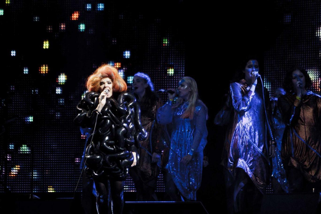 Avant-garde icon, global star: Björk