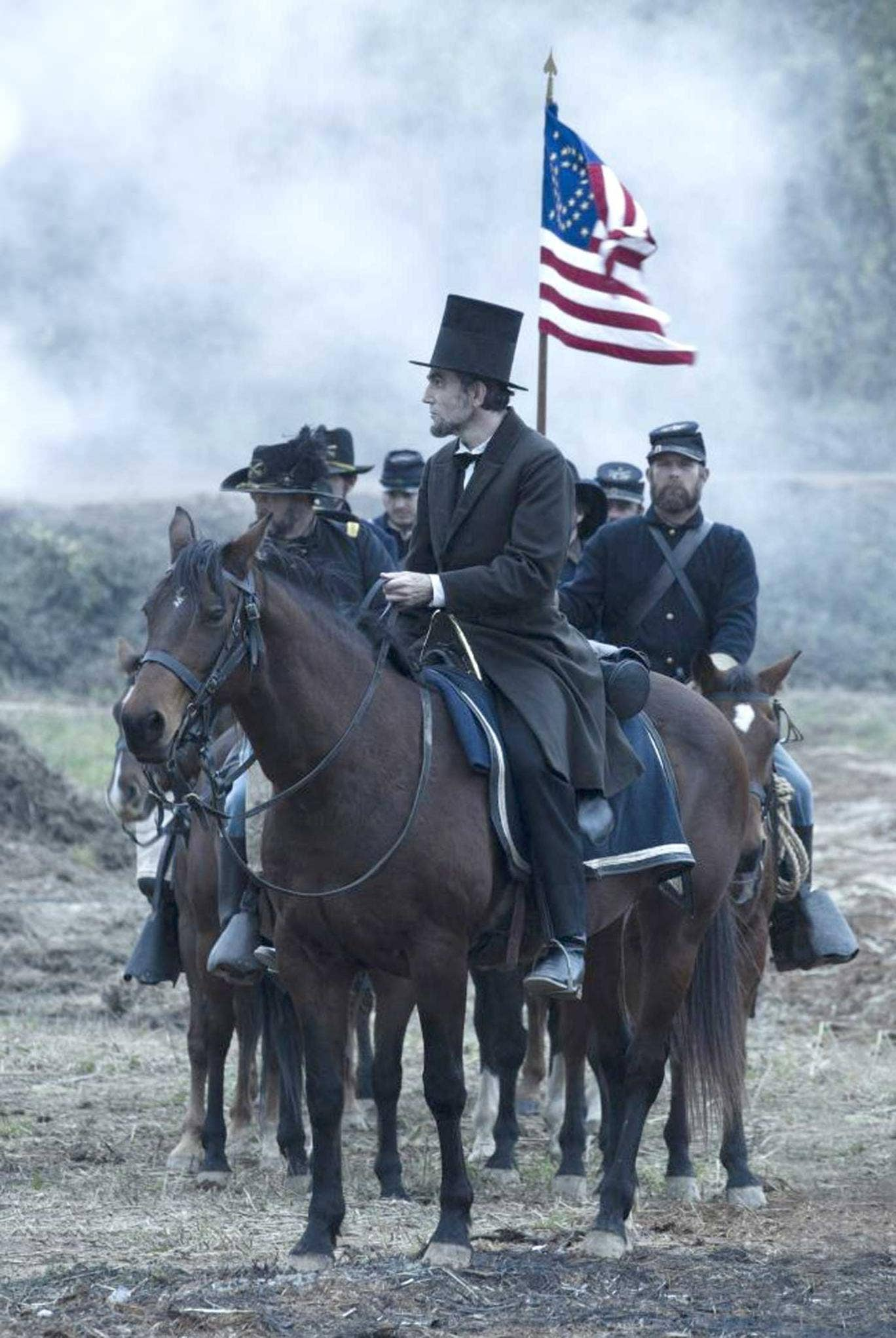 Bore horse: Daniel Day-Lewis is the best thing about Spielberg's 'Lincoln'
