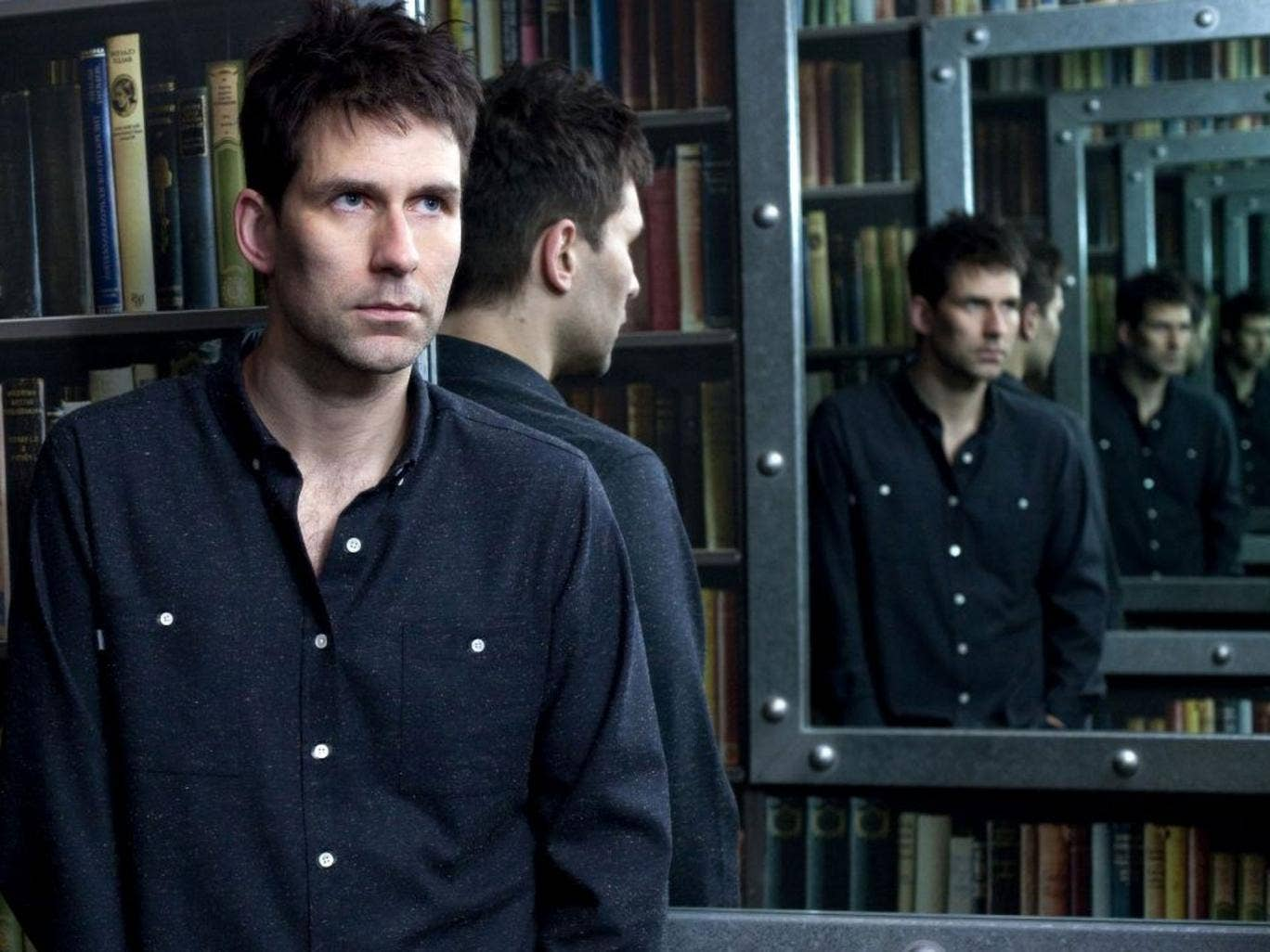 Jamie Lidell appears to have settled into a new, comfortable place