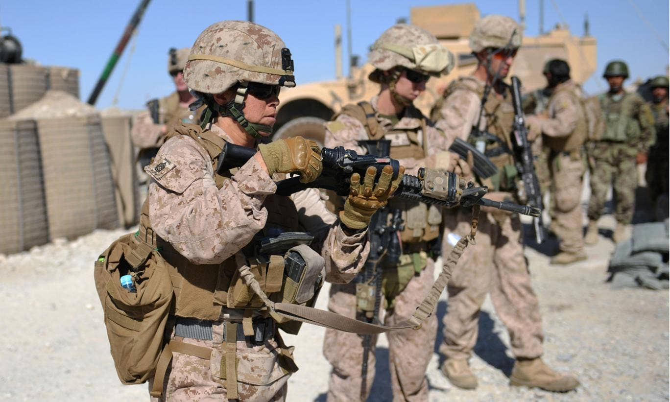 women should be allowed to take on combat roles in the military Women soldiers could soon be allowed to serve in front line combat roles in the army after a review due to take place in 2018 was brought forward.