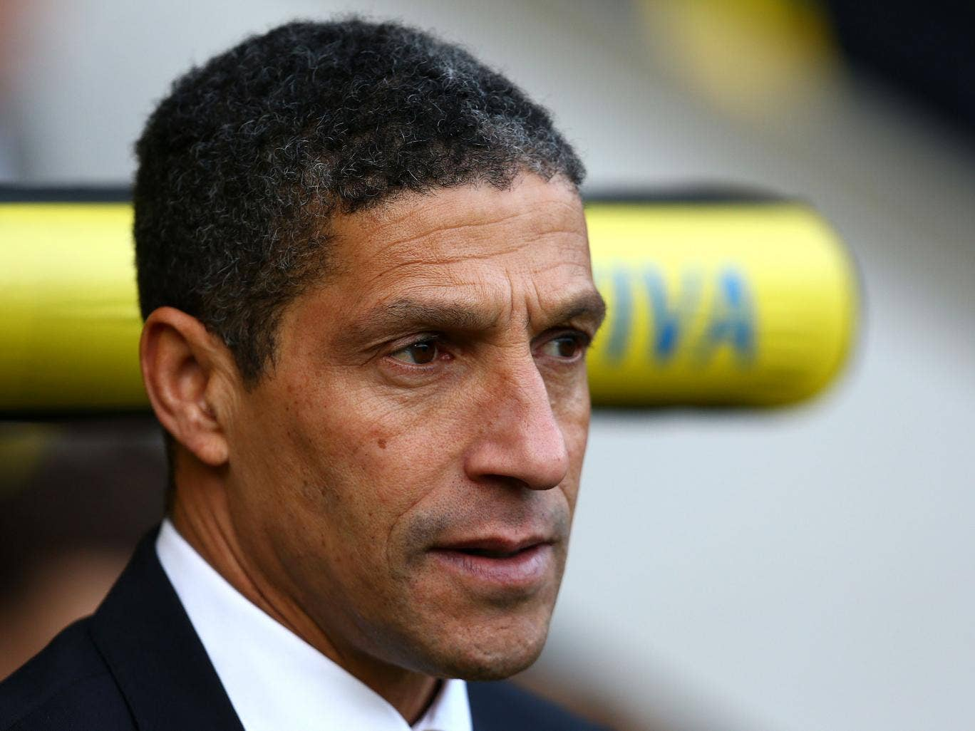 Chris Hughton, Norwich's manager, will not be pleased to have been knocked out of the FA Cup by Luton
