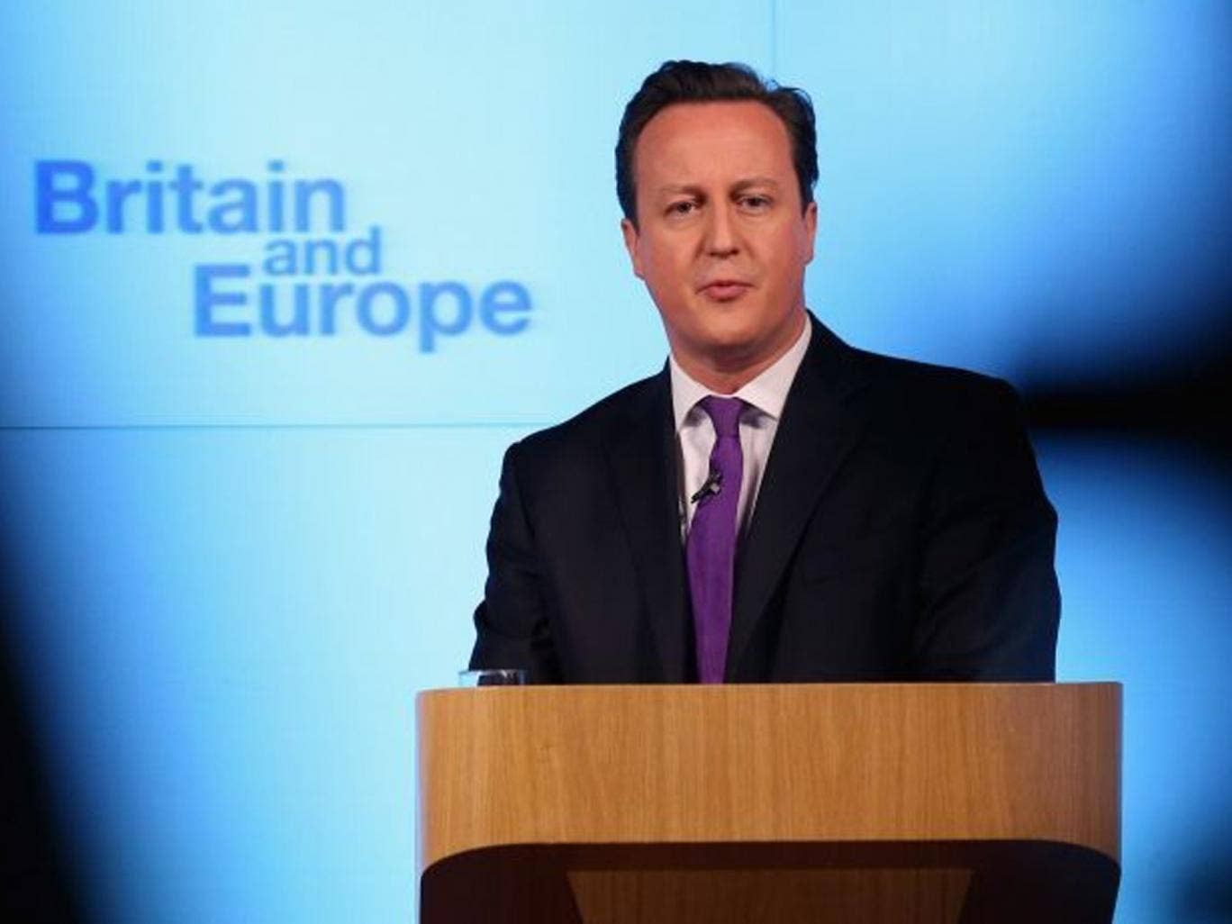 David Cameron's speech prompted the question 'what has the EU ever done for us?'