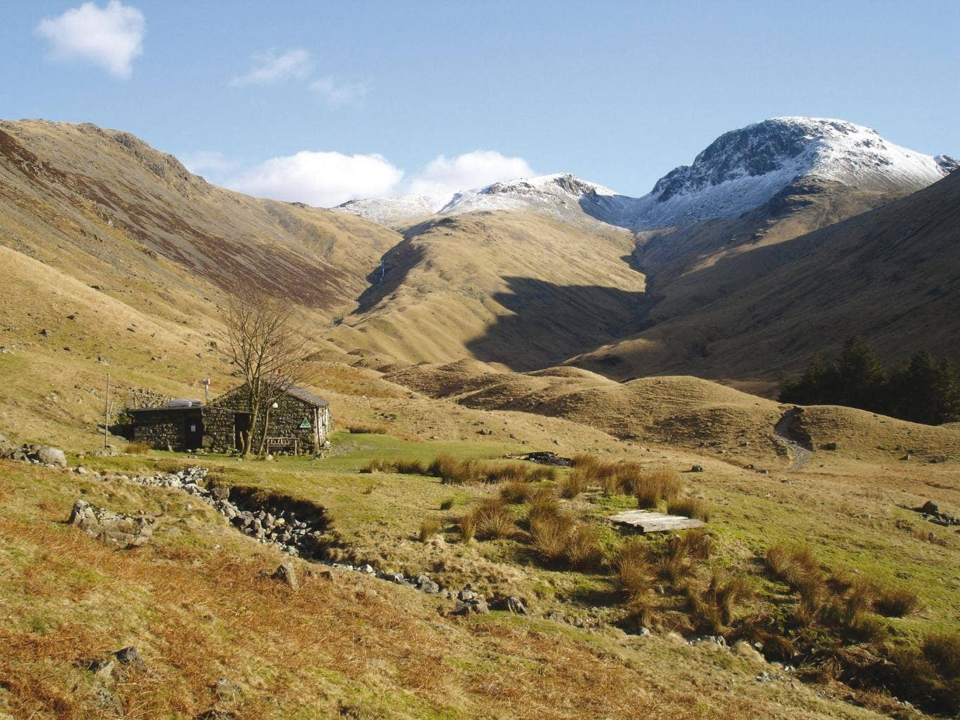 Ennerdale in the Lake District, one potential site for underground nuclear waste