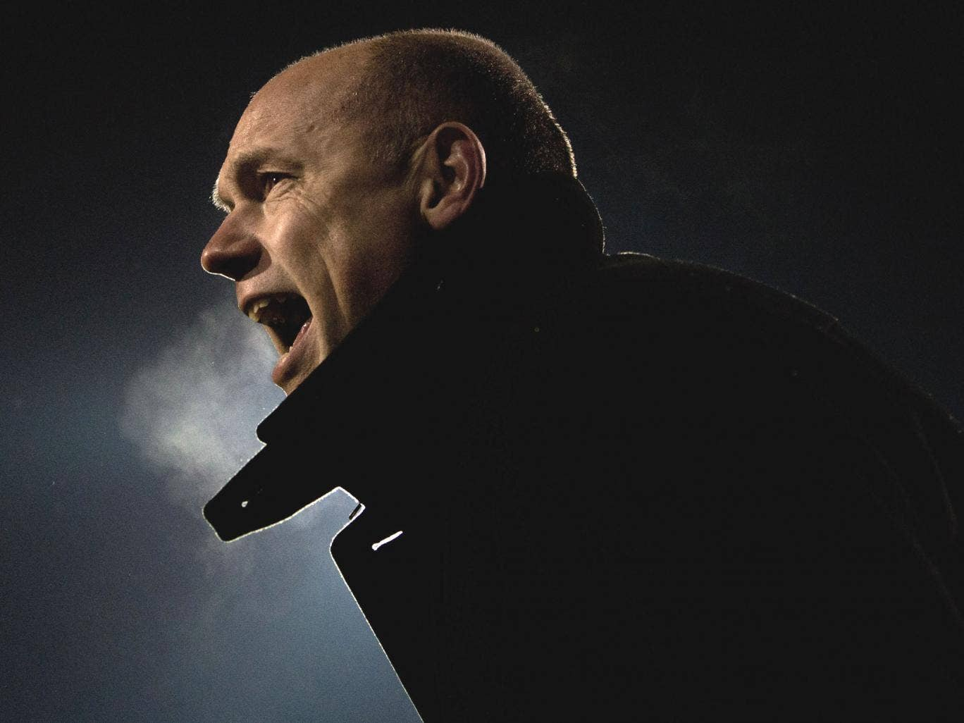 King Bee: Brentford manager Uwe Rösler has spearheaded the club's success on the pitch
