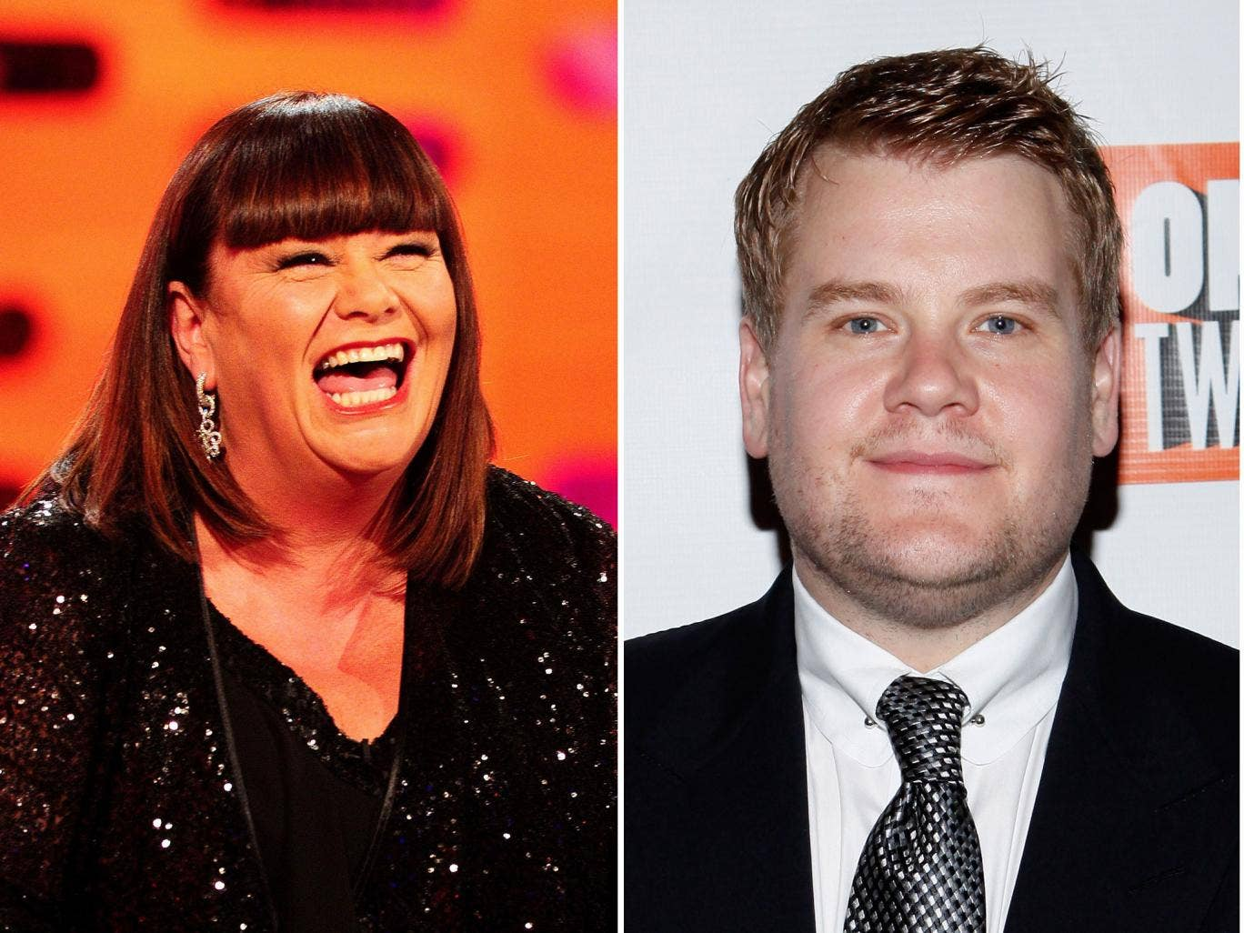Dawn French cast as James Corden's mother in his new series The Wrong Mans