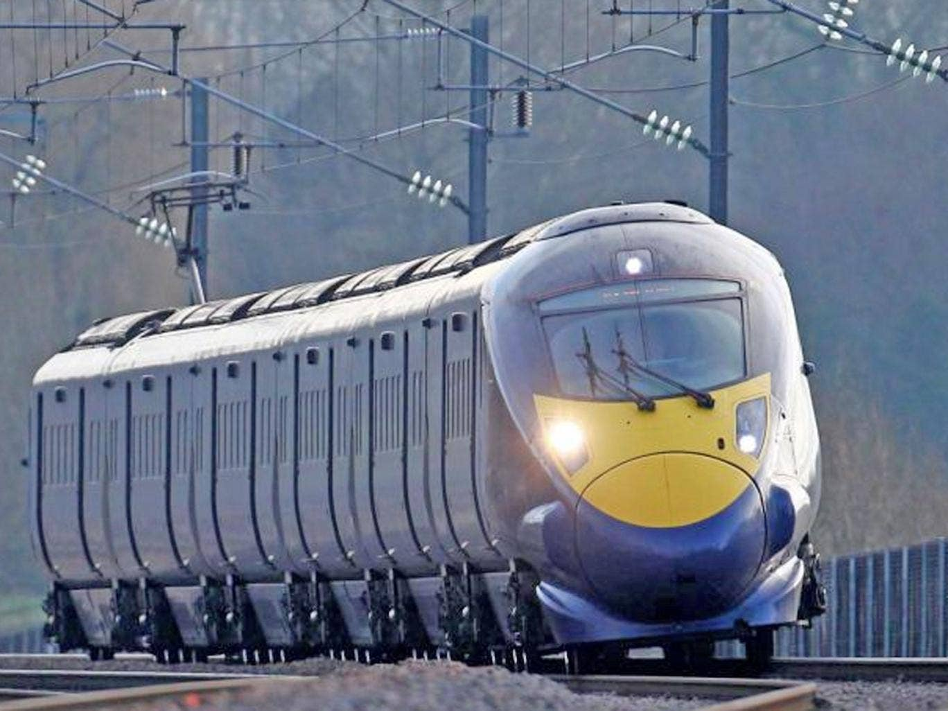 Details of the proposed route of the second phase of the HS2 high-speed rail network – from Birmingham to Manchester and Leeds – were released today