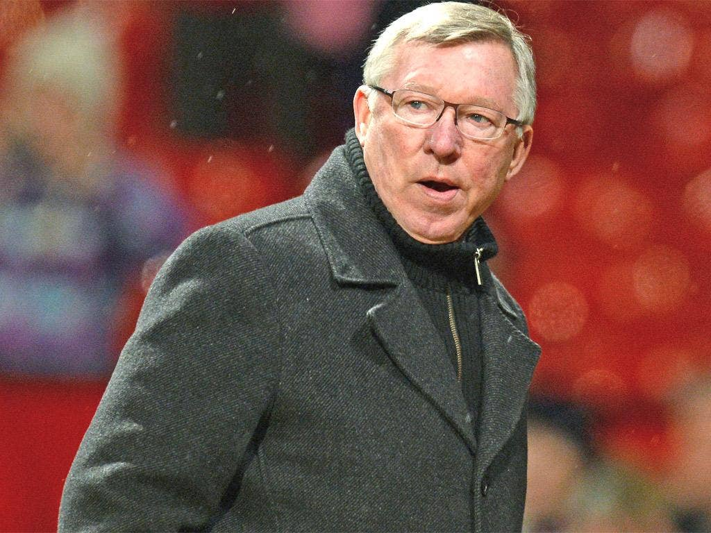 Ferguson is unlikely to let his charge pass without further comment