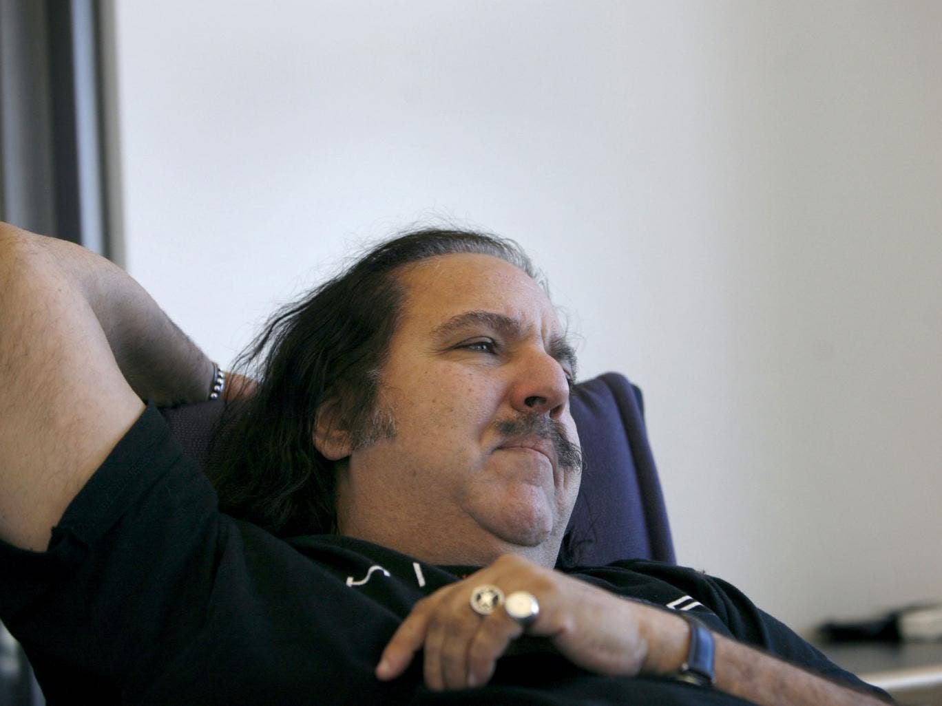 Porn star Ron Jeremy is recovering from surgery at a Los Angeles hospital after an aneurysm near his heart