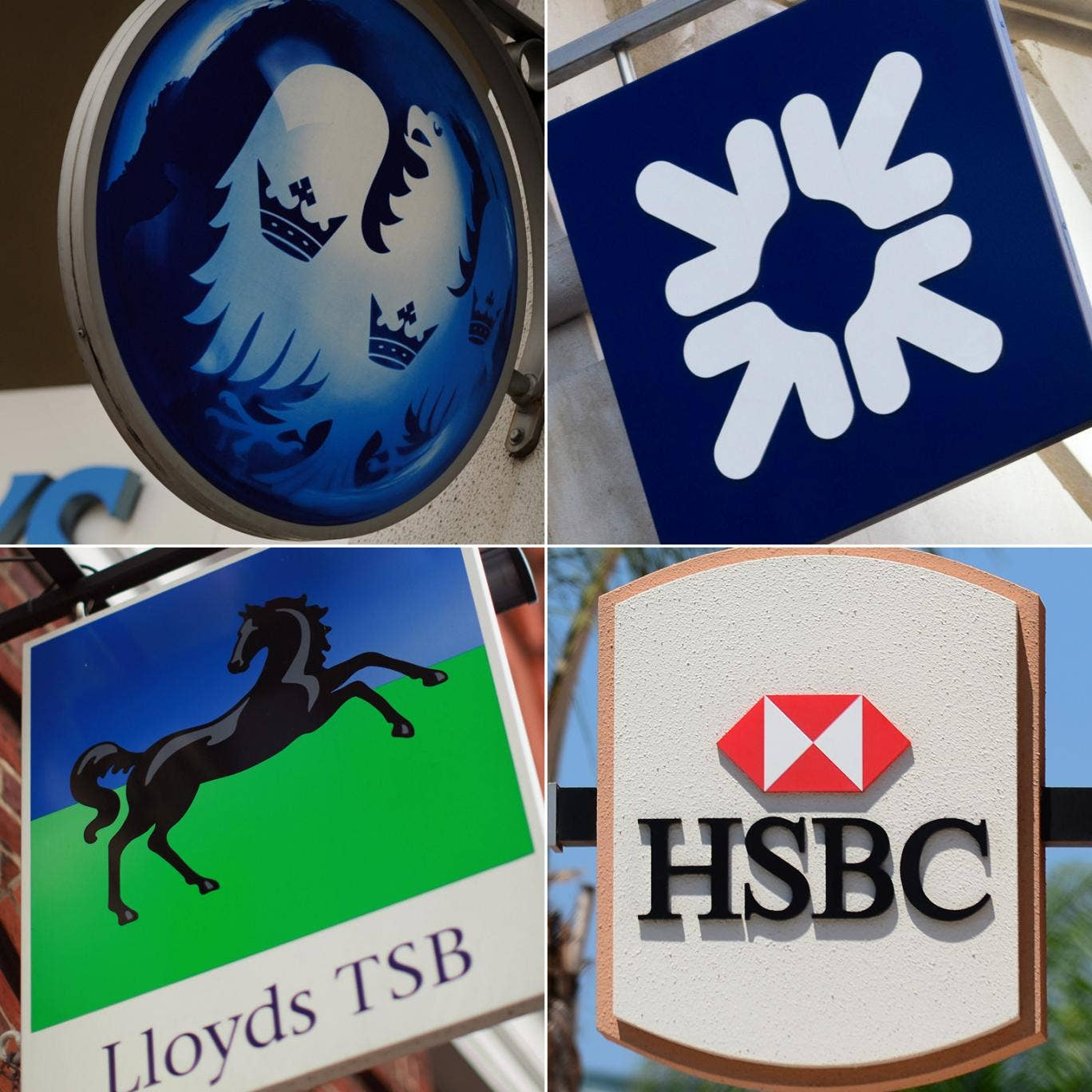 Barclays, RBS, Lloyds and HSBC 'broke rules' with sales of interest rate hedges to small businesses