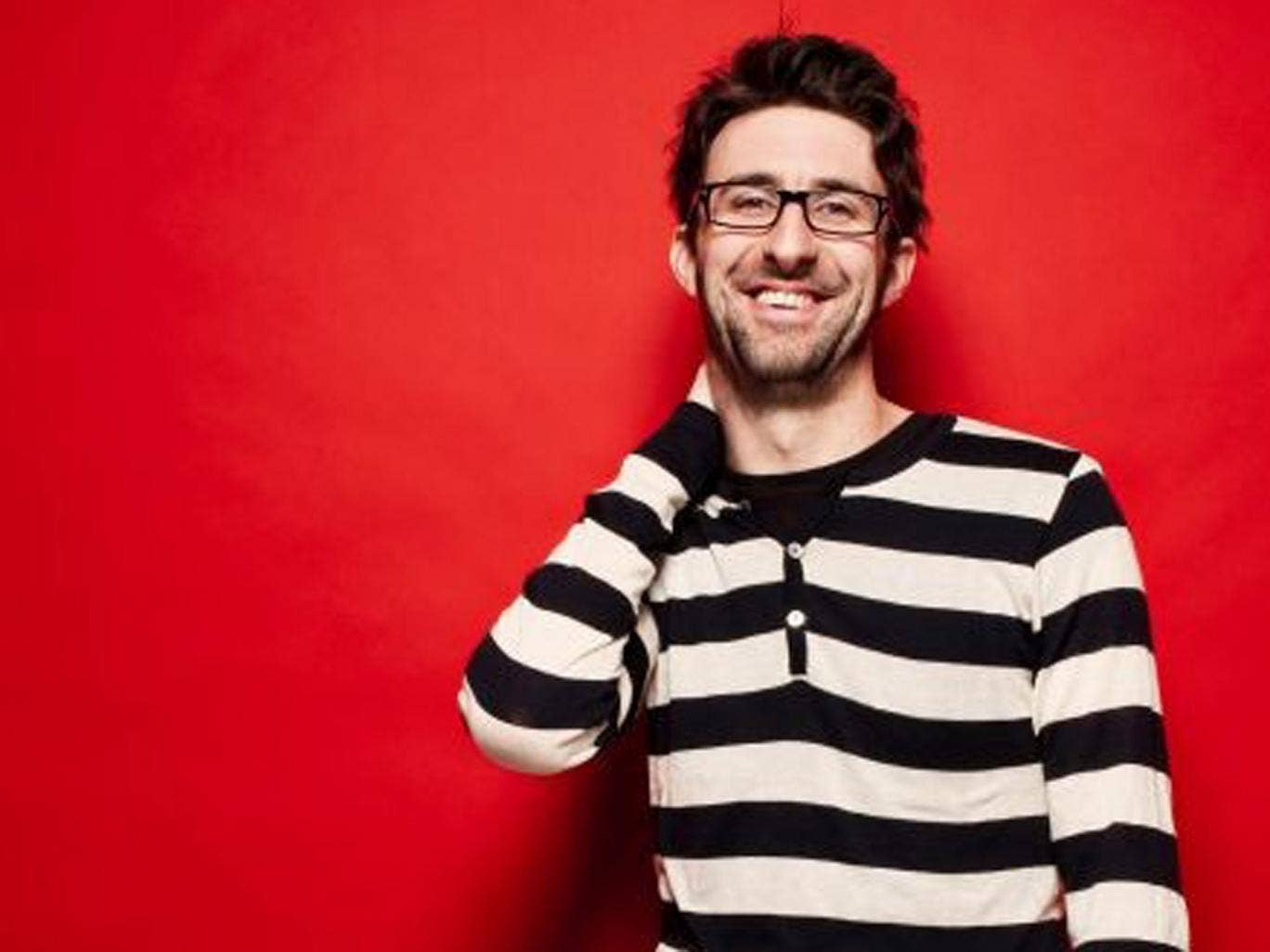 Mark Watson plans 25-hour comedy gig for charity