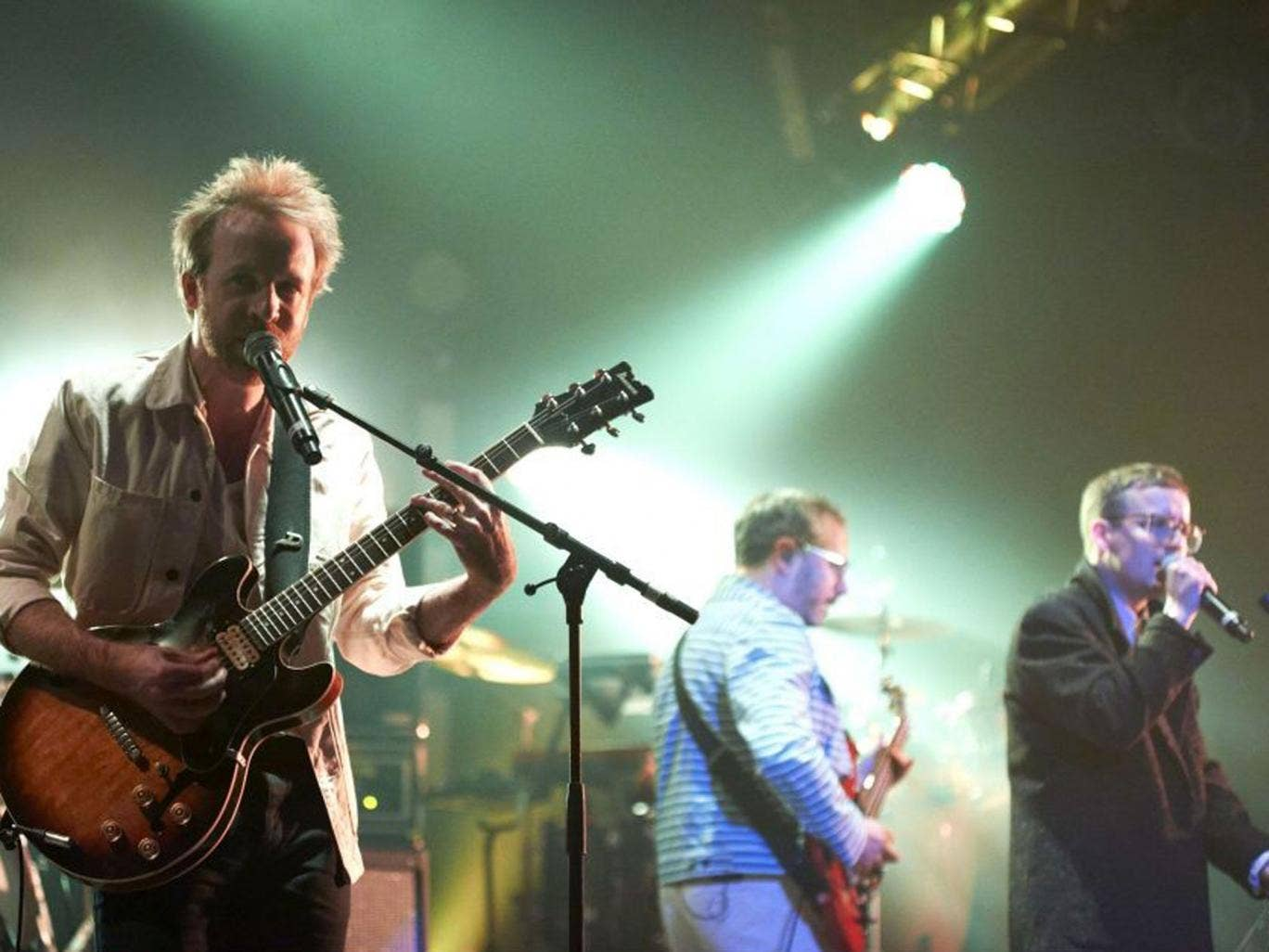 From Hot Chip (pictured) to Conor Oberst, the gigs organised by online fan campaigns