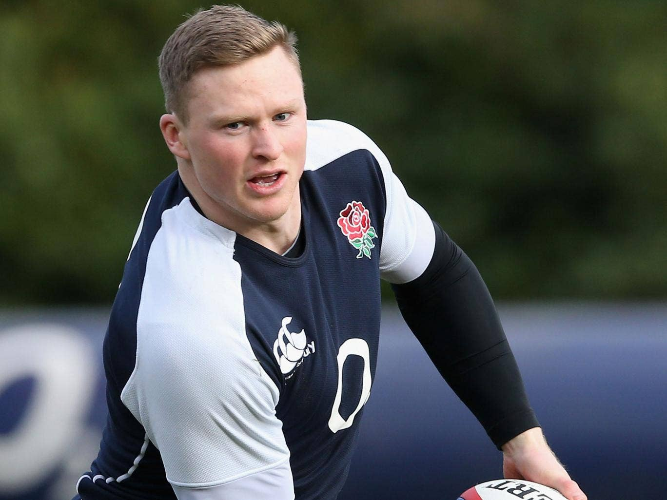Chris Ashton: Was heard to say that he 'does not even know what condescending means!'