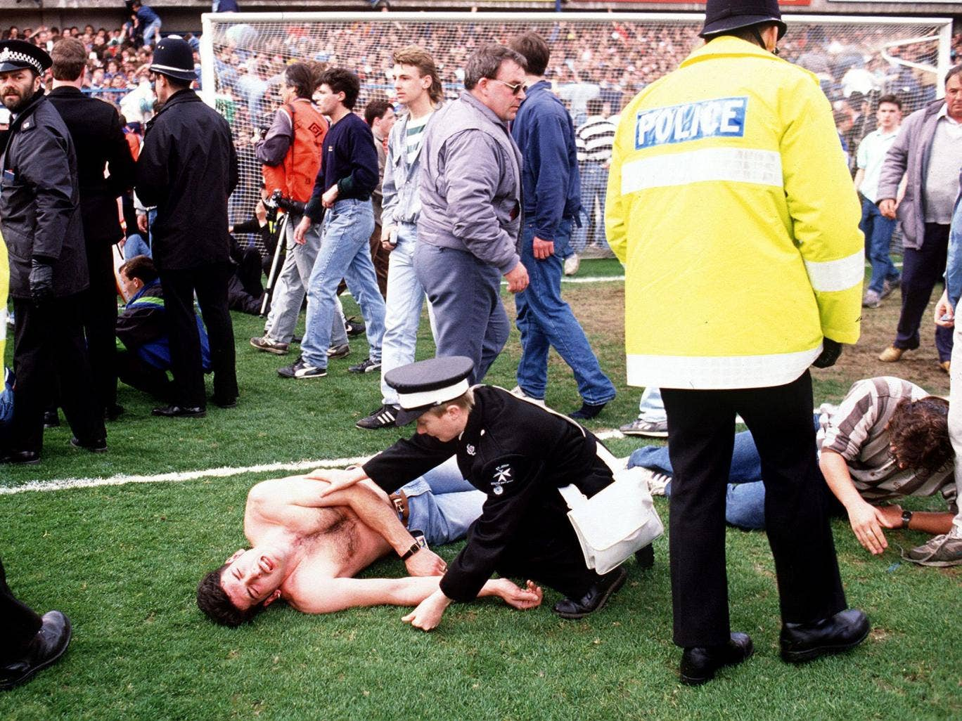 The IPCC is investigating accusations the police orchestrated a major cover-up of the Hillsborough disaster