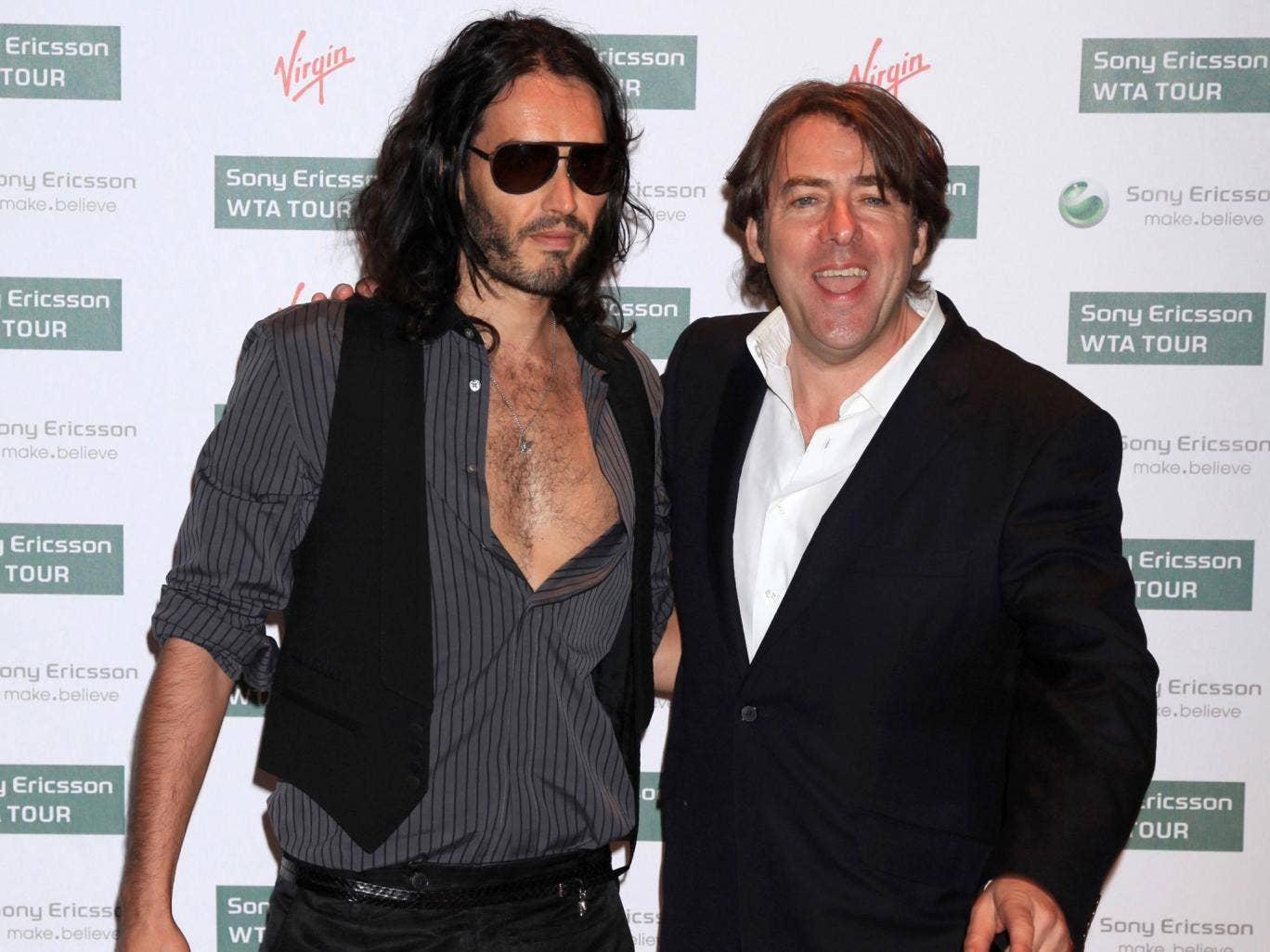 Russell Brand and Jonathan Ross have told of their regret and embarrassment about sparking the Sachsgate scandal