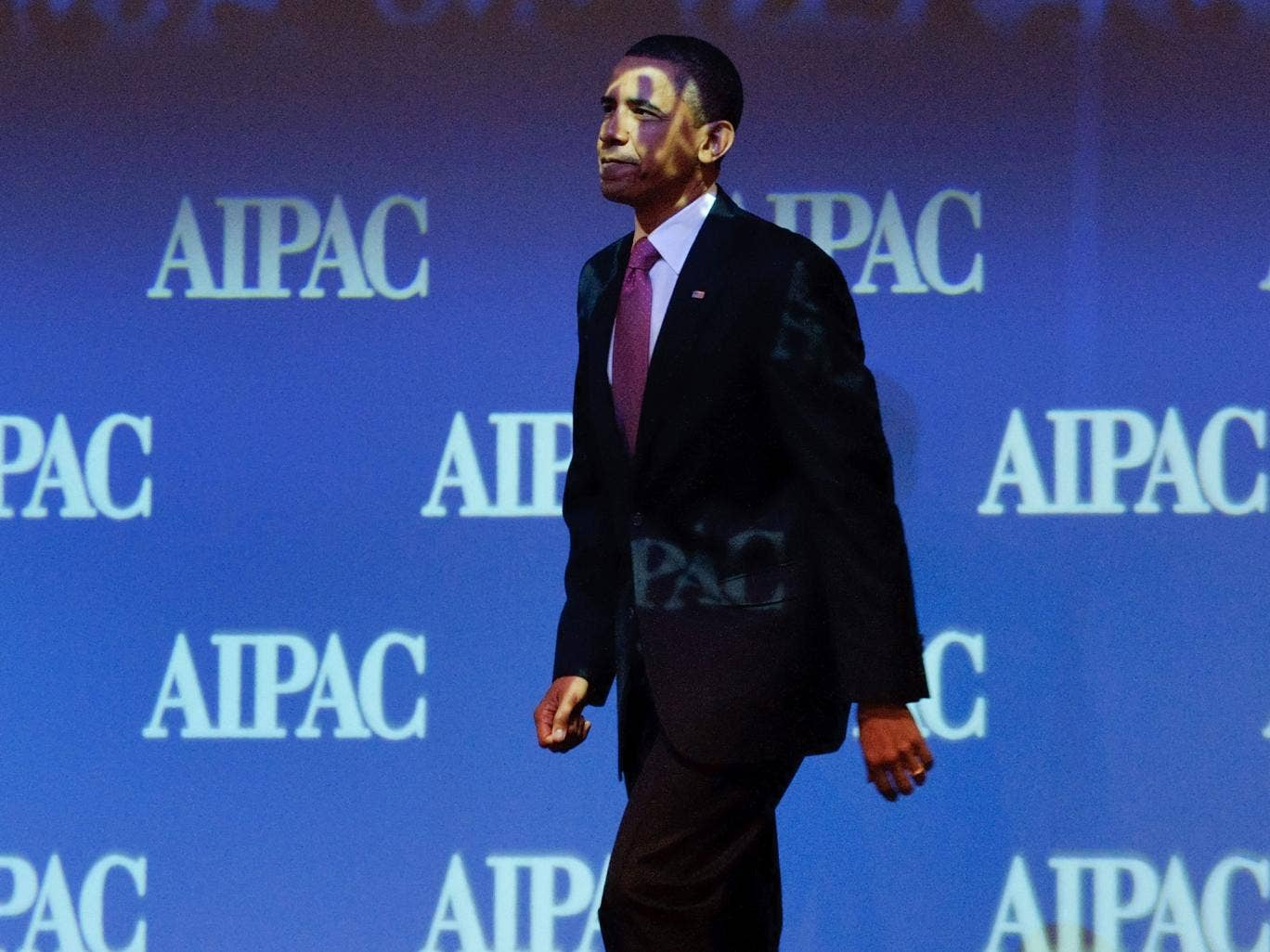Intimidated? Obama at the American Israel Public Affairs Committee