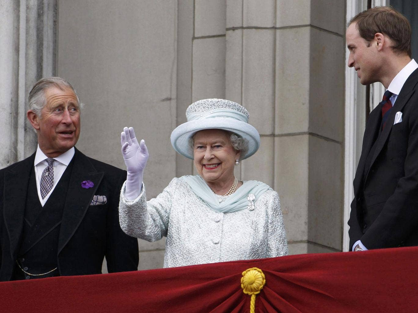 Here to stay: The Queen confirmed her durability with the Diamond Jubilee