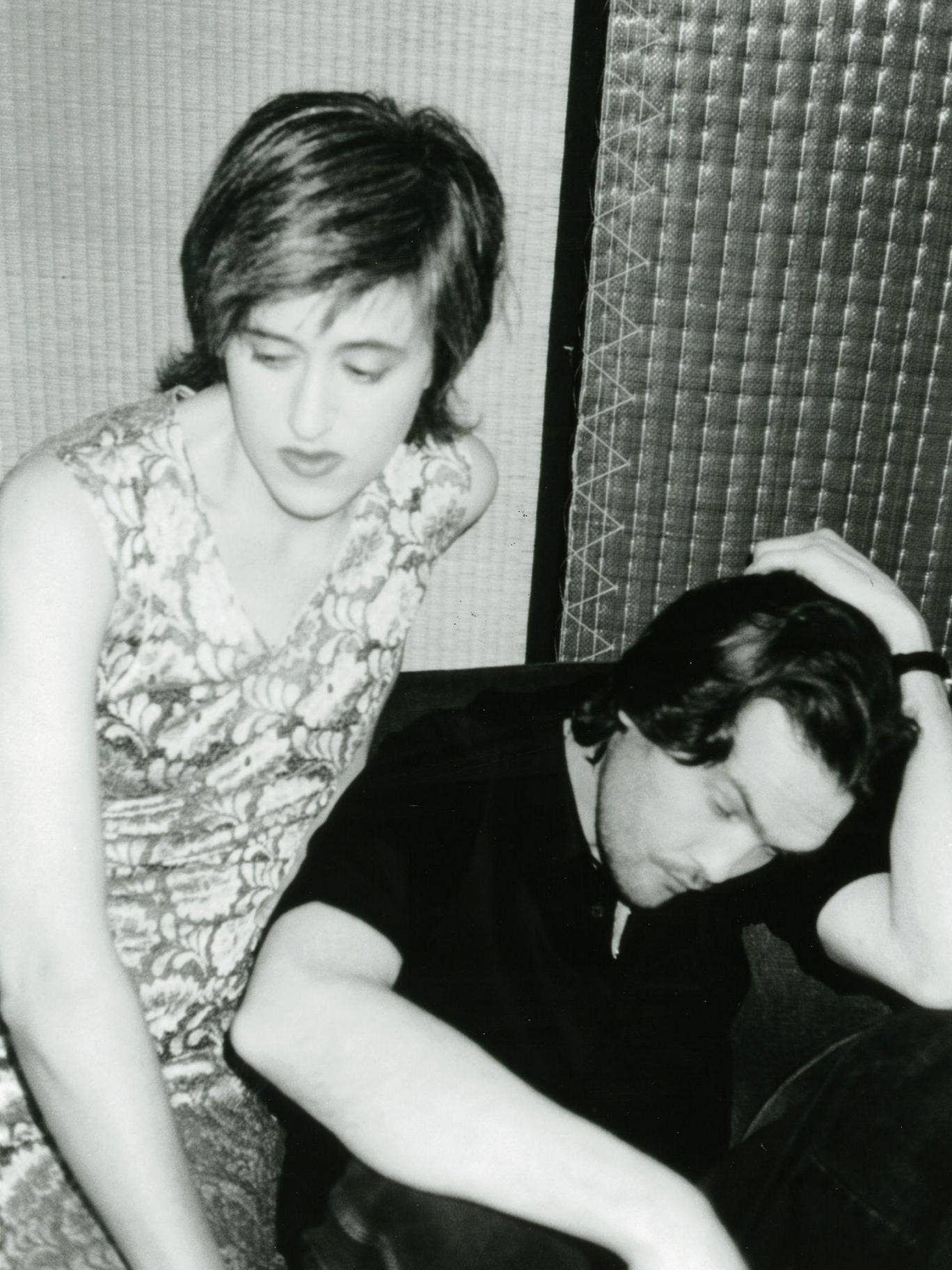 Tracey Thorn and Ben Watt – Everything But the Girl – pictured in 1999