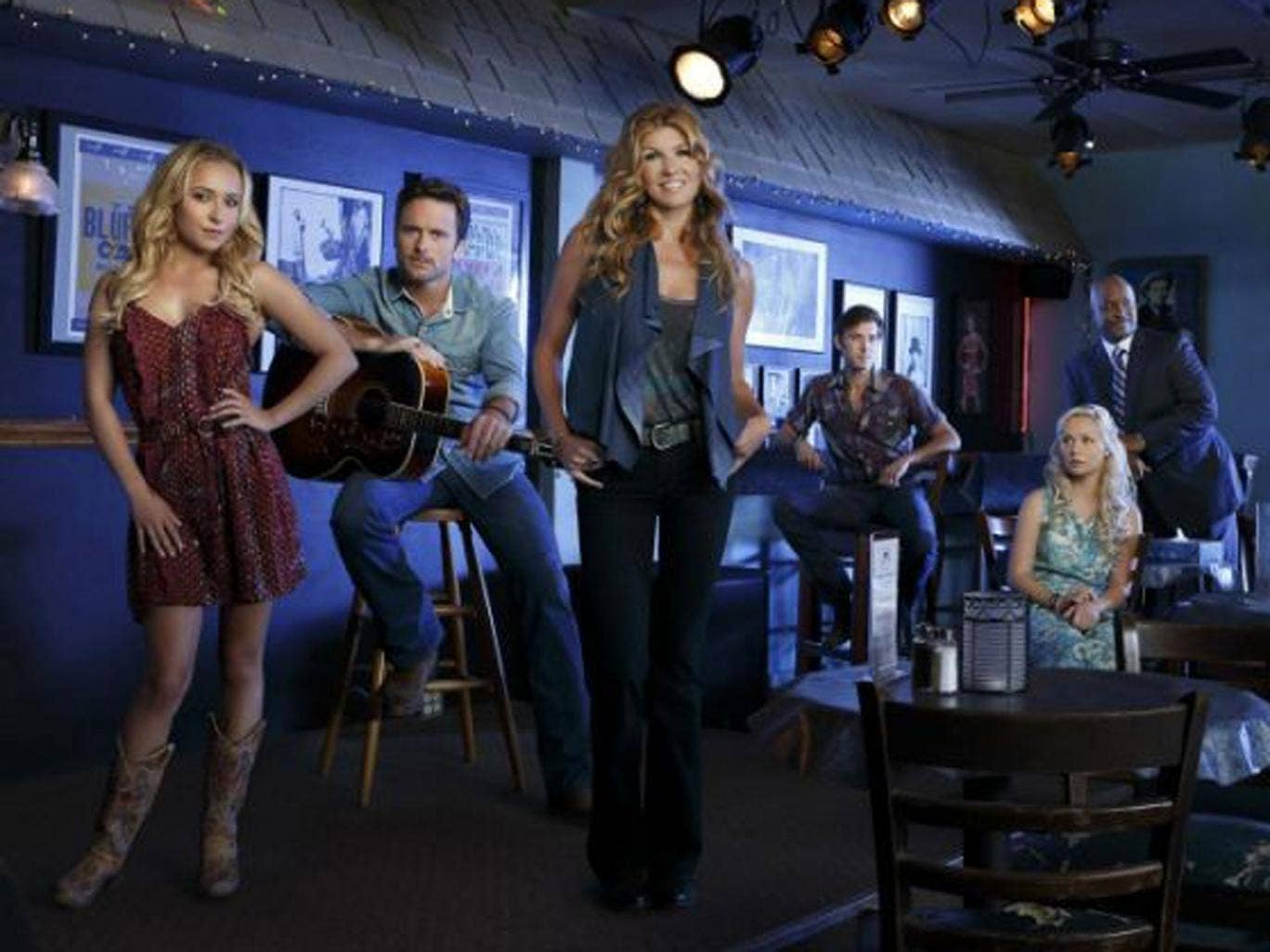 'Nashville' starts on 7 February at 10pm on More 4
