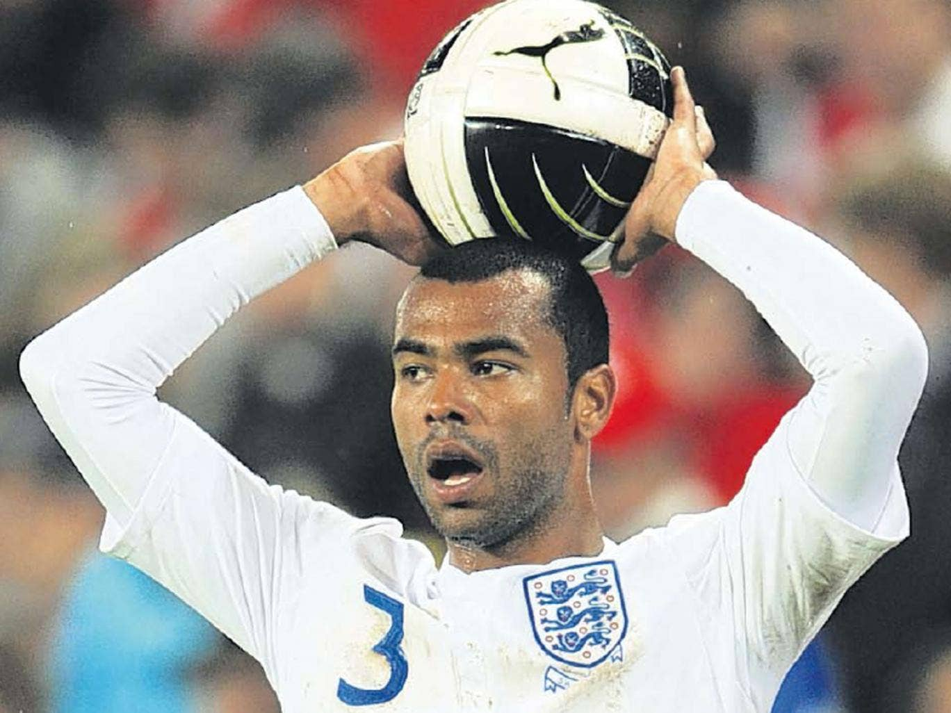 Ashley Cole is set to start on Wednesday