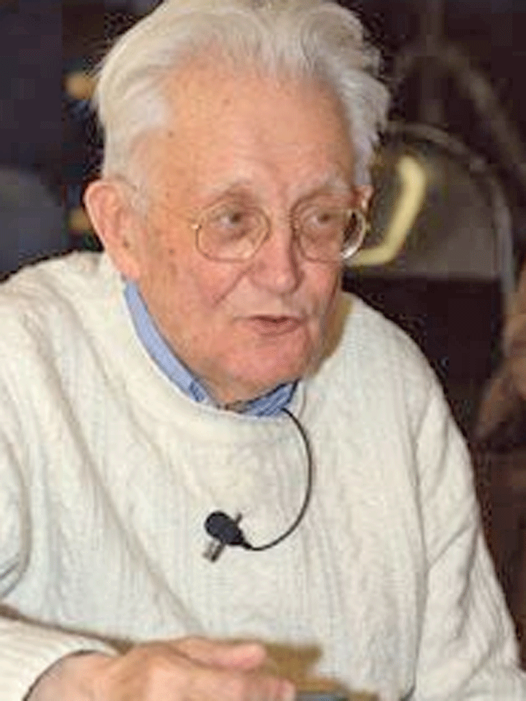 ANDRE CASSAGNES: It was revealed yesterday the inventor died two weeks ago