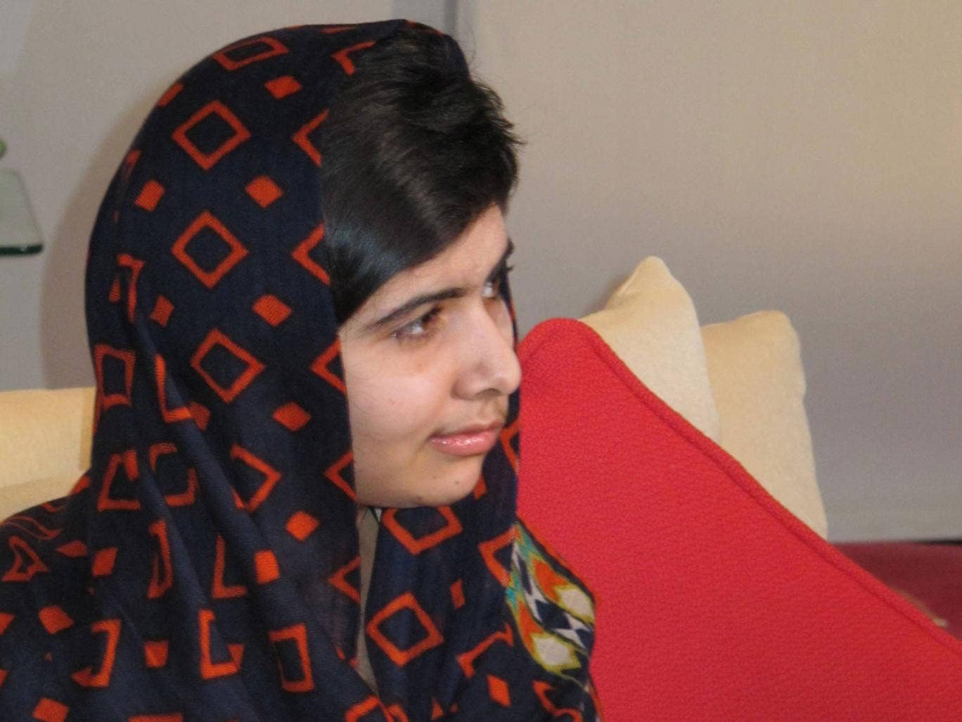Malala Yousufzai, 15, underwent successful surgery on her skull and ear at the Queen Elizabeth Hospital in Birmingham at the weekend