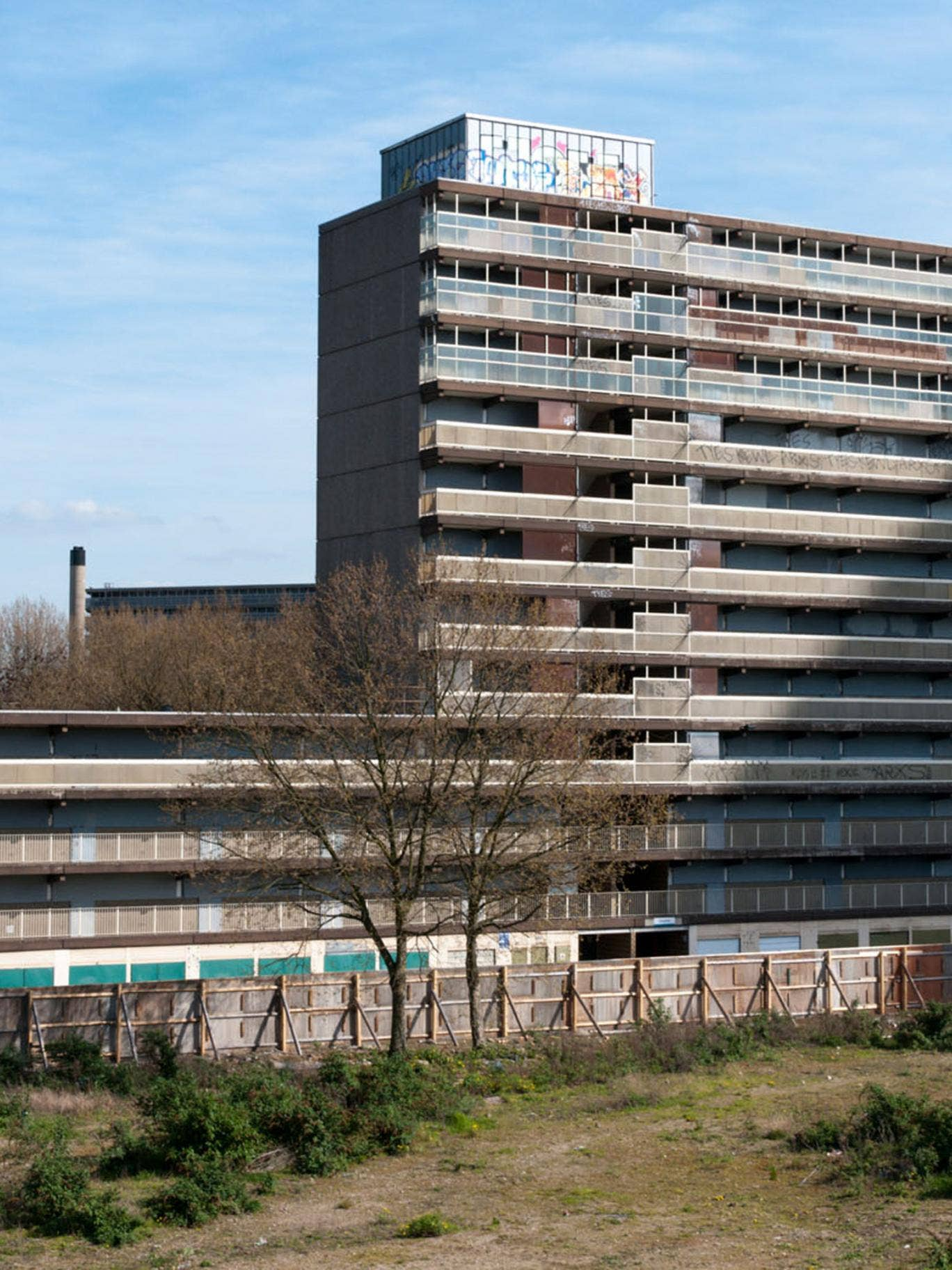 Just 79 of the 2,535 new homes being built on the Heygate Estate will be social housing for rent