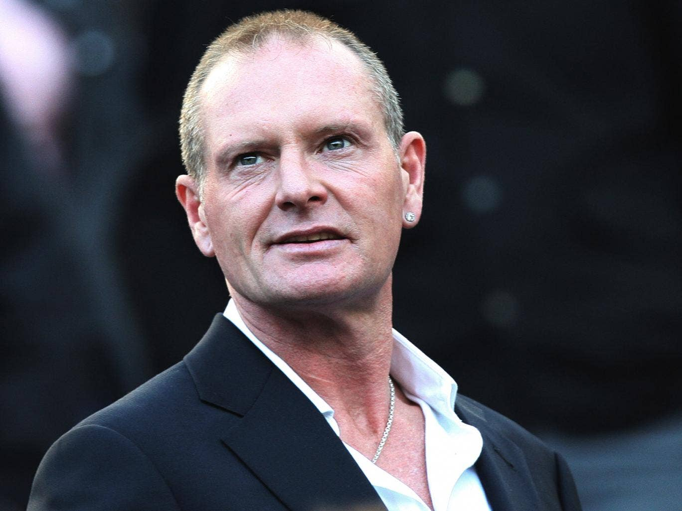 Roy Hodgson said that Gascoigne needed to take 'drastic measures to try and get his life back into some sort of order'