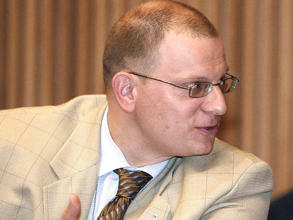 Konstantin Dolgov, the Russian Foreign Ministry's Human Rights Envoy
