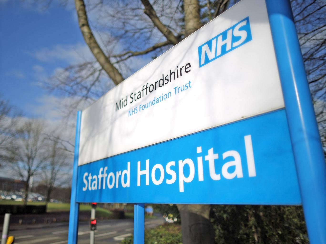 Stafford Hospital, where hundreds of patients are thought to have died needlessly in a four-year period