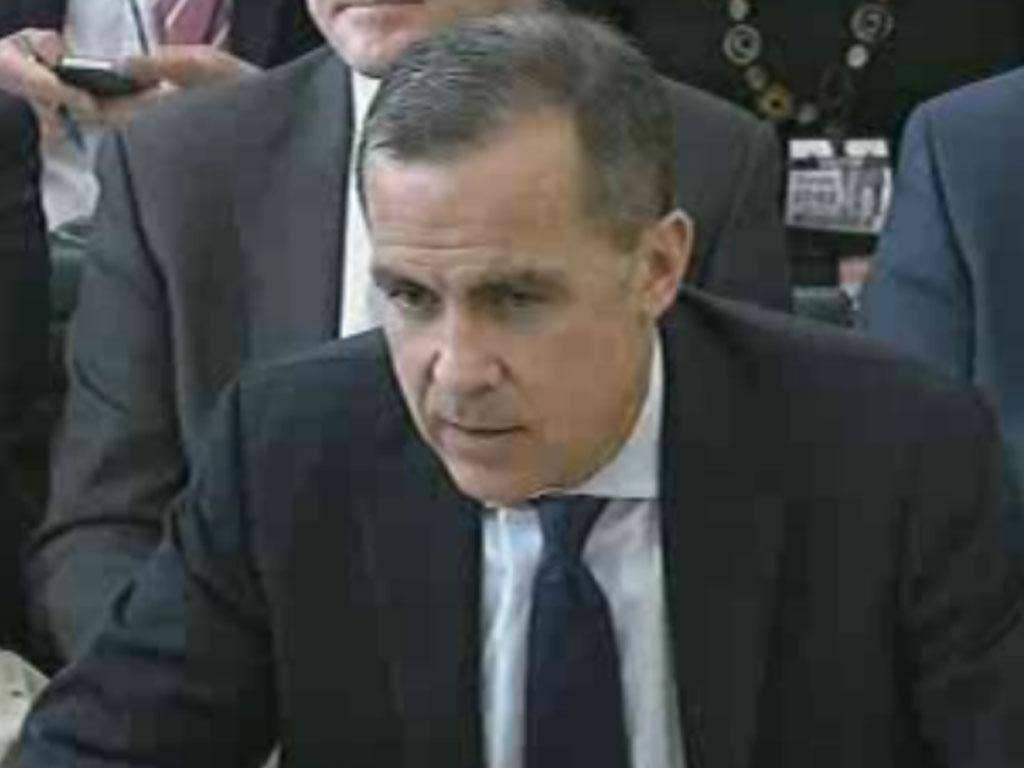 Mark Carney defended his controversial pay deal today