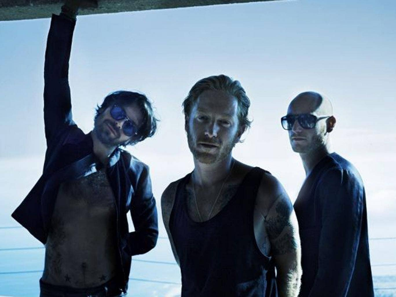 Biffy Clyro have triumphed over bereavement and alcoholism to top the charts