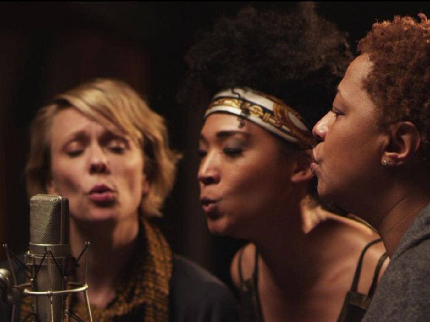 A new film on backing singers reveals the truth about some of the most familiar, but little-known, voices in pop