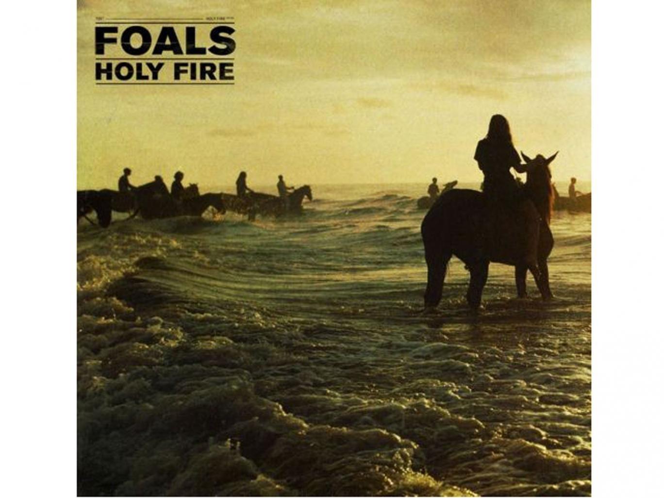 Foals, Holy Fire (Transgressive)