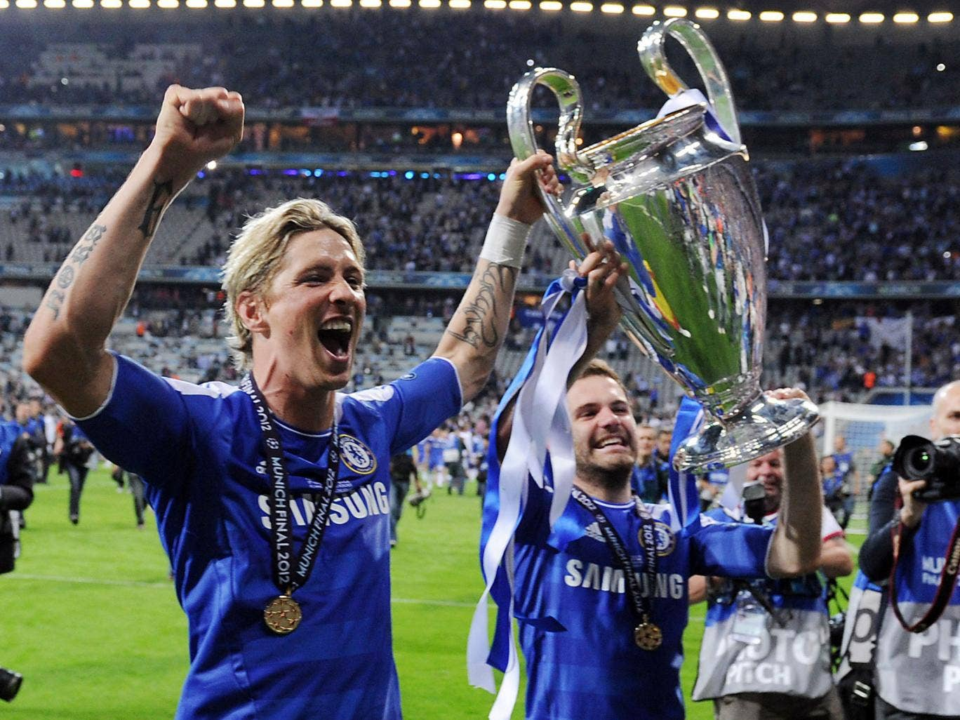 Smaller clubs will not immediately be able to spend £50m on Torres and £23.5m on Mata as Chelsea did