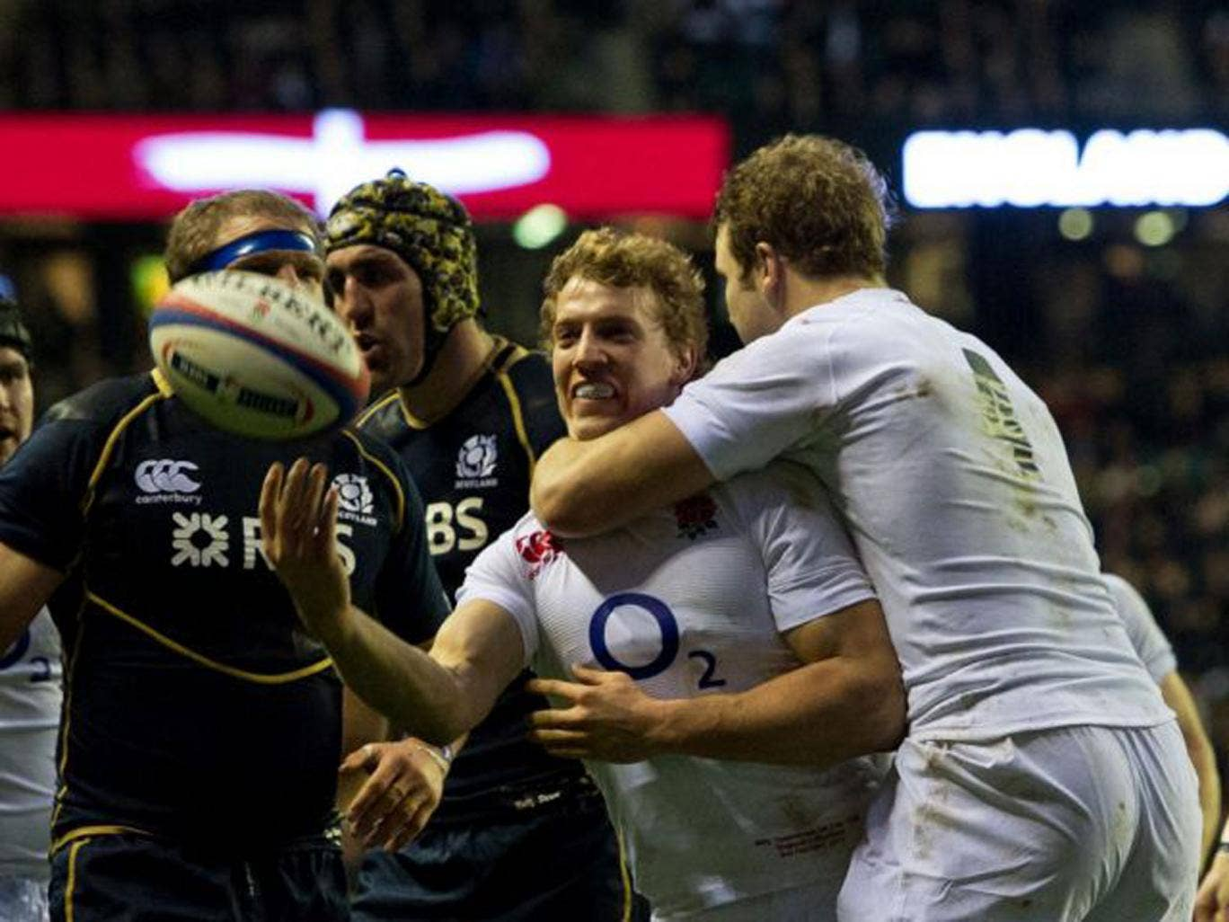 The thrilling Billy Twelvetrees can be a key indicator of England's progress